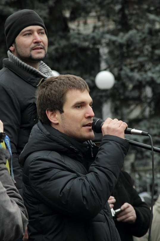 Учасник діялогу з Бердянська