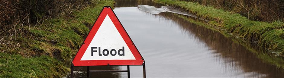 Flood happens