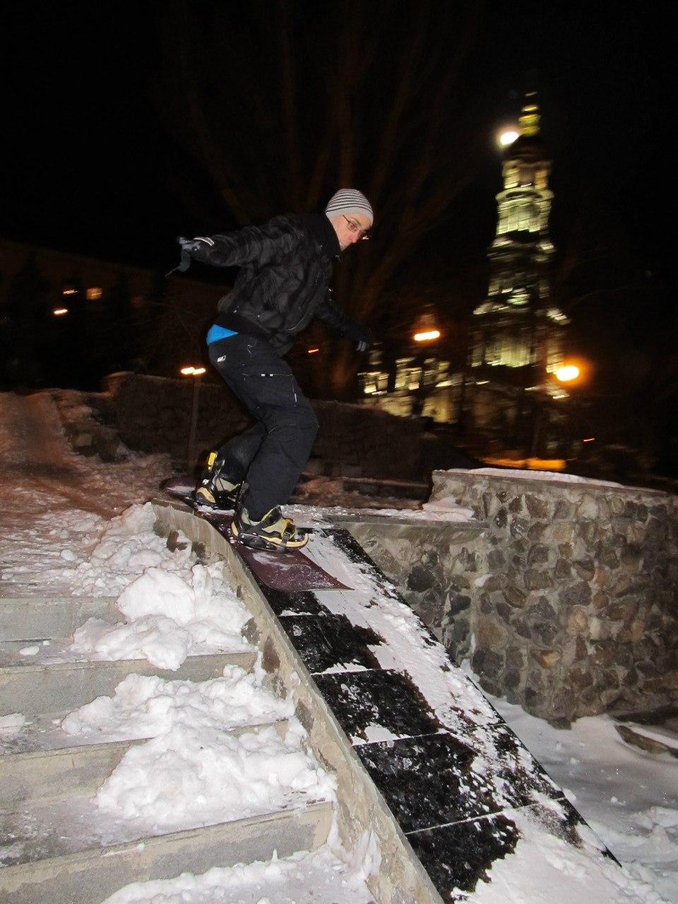 Фифти на фонтане Благовещенского спуска