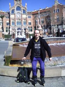 Барселона Фріскейт – Barna FSK