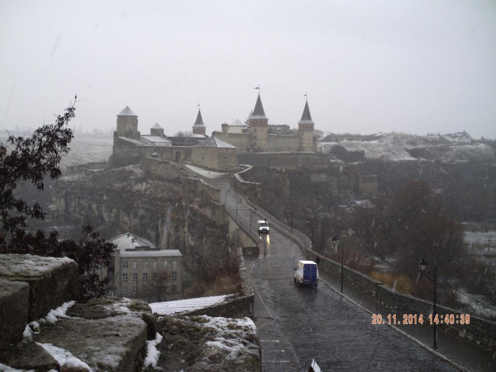 Каменец - Подольский Замок