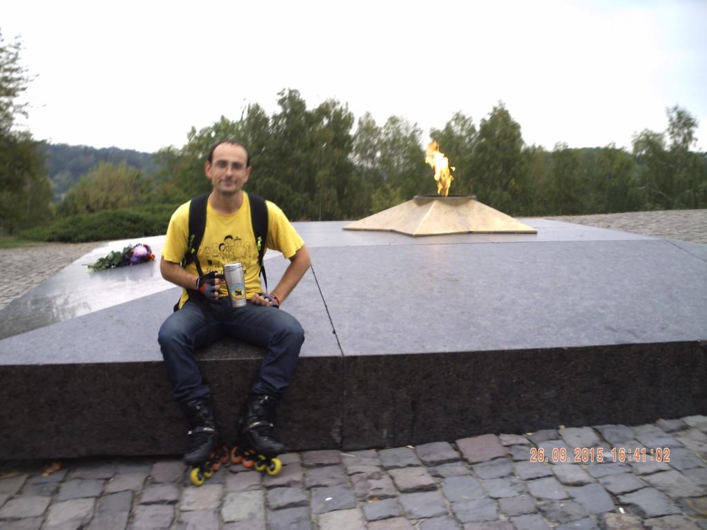 Dymenko Serhii Roller Skating  Zhitomir