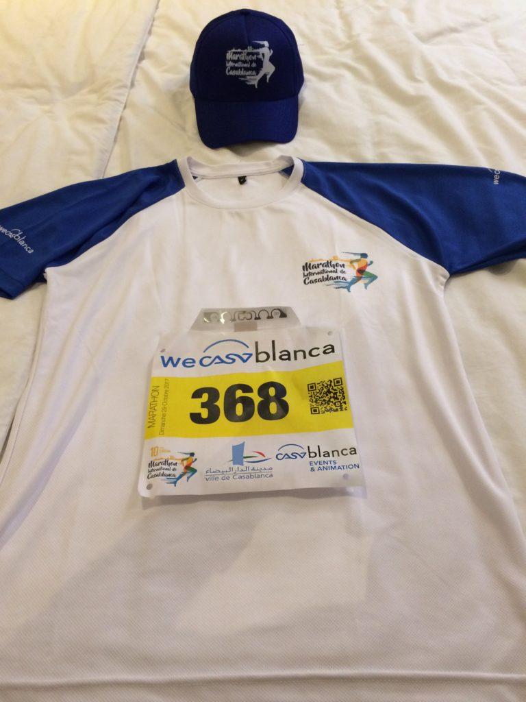 Casablanca Marathon Pack